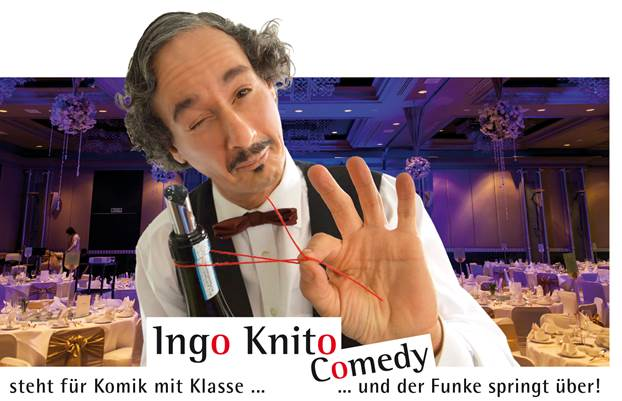 Ingo Knito Comedy